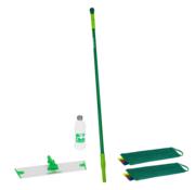 Set Vloeren Dweilen (2x mop)