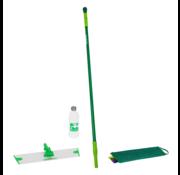 Set Vloeren Dweilen (1x mop)
