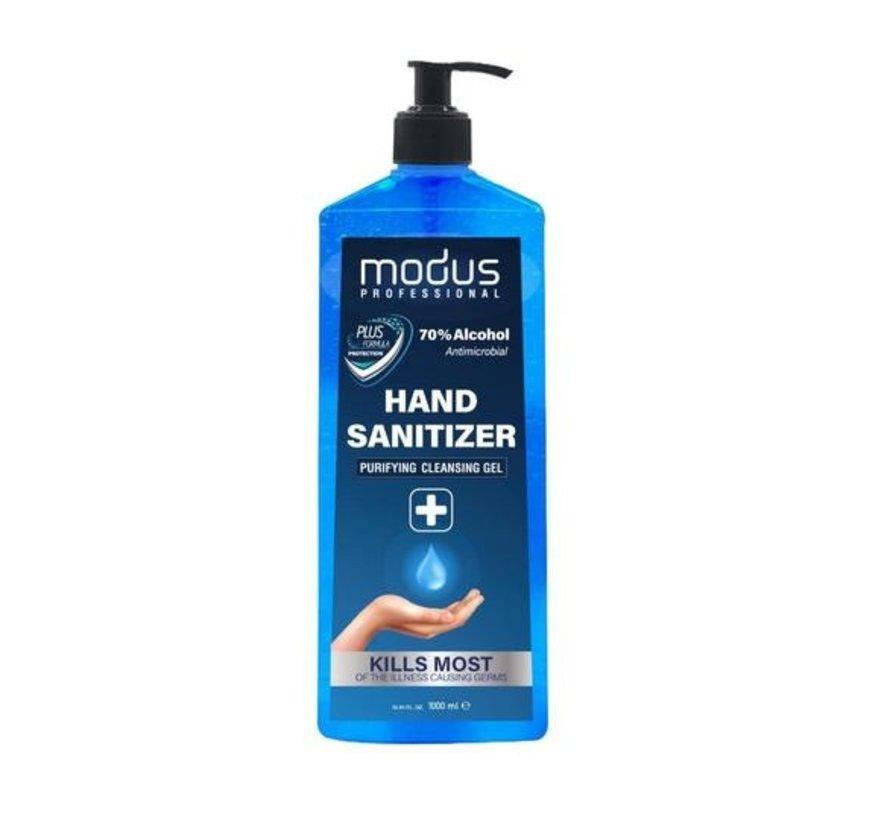 Modus™ Desinfecterende handgel (70% alcohol | fles à 1 liter)