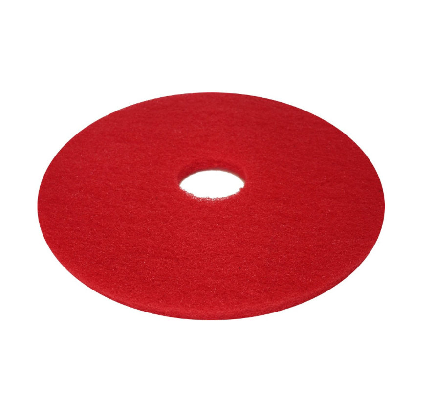 "Bodenpads - 13"" / 330 mm  - Rot"