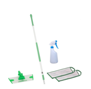 Greenspeed Reinigungsset für Fliesen, Wände und Decken