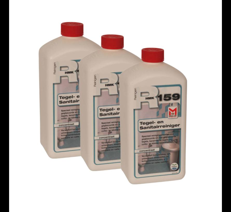 R59 / R159 Tegel- en Sanitairreiniger (fles à 1 liter)