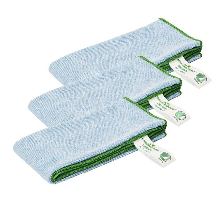 3 Stück Greenspeed Original Mikrofasertuch