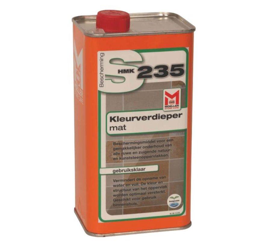 S235 Farbvertiefer - matt