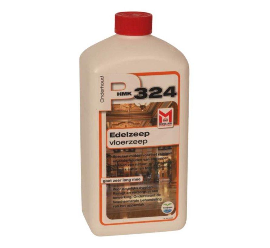 HMK P324 Edel-Steinseife (Flasche à 1 ltr.)