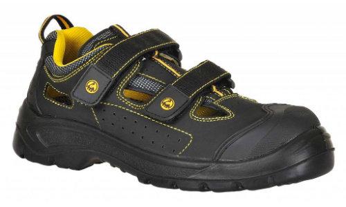 Werkschoenen met Klittenband Sluiting