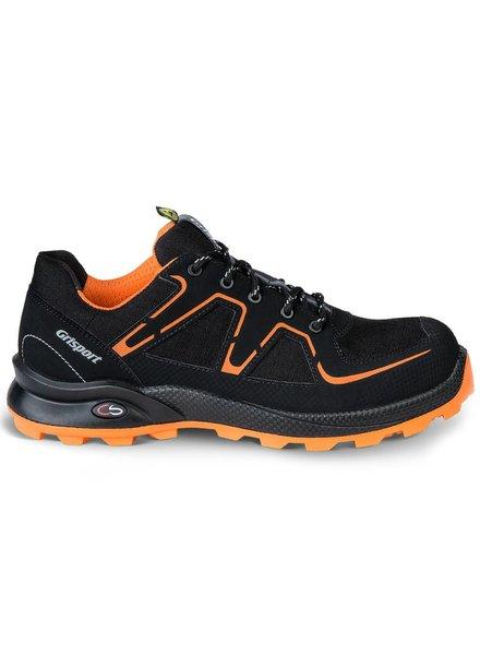 Grisport Cross Safety Beat S3 zwart/oranje