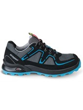 Grisport Cross Safety Damesschoen Serena S3 ESD grey/blue