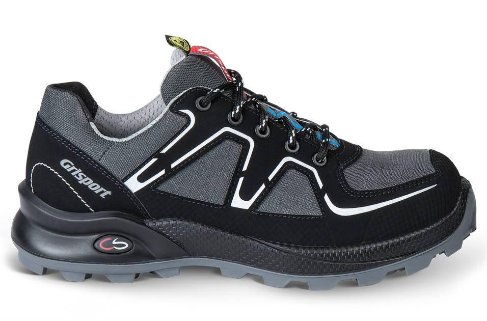 Soepele Werkschoenen.Dames S3 Esd Schoenen Van Grisport