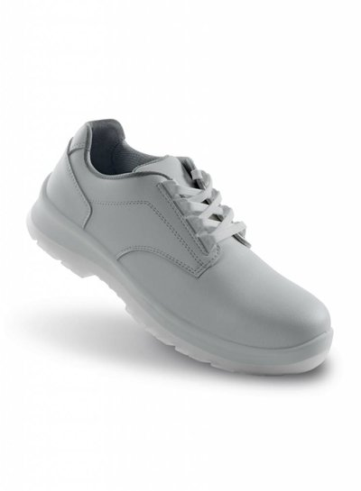 Sixton Biella S2 86205-02 lage Werkschoenen in het wit
