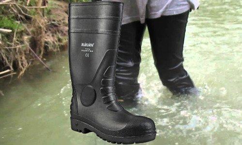 Hele werkdag in de regen of in het water / 100% Waterdicht