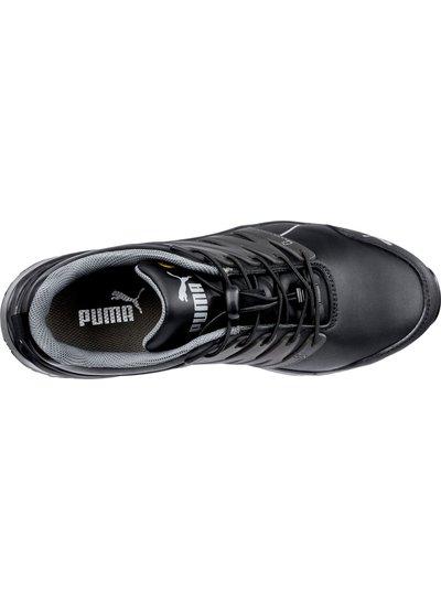 Puma Velocity 2.0 lage zwarte werkschoenen met S3 ESD HRO SRC