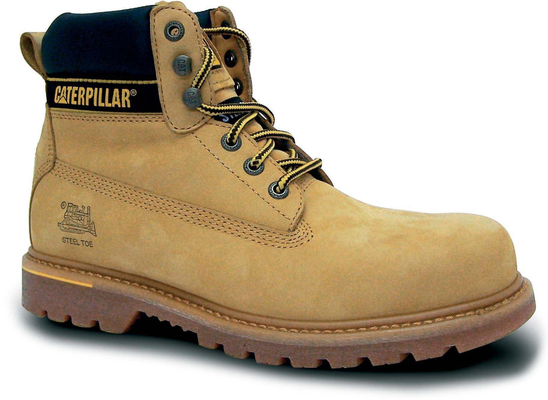 Caterpillar Werkschoenen S3.Holton Werkschoenen