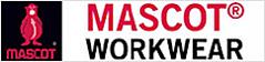 Mascot werkkleding en werkschoenen