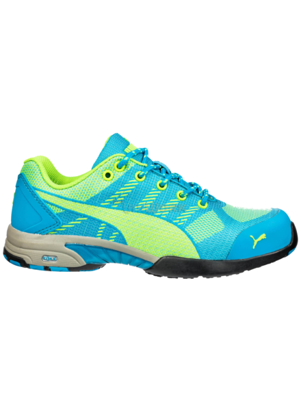 Puma 64.290.0 Celerity Knit Blue WNS Low