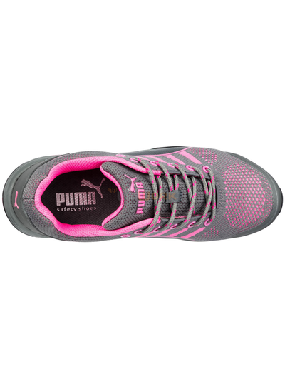 Puma 64.291.0 Celerity Knit Pink WNS Low S1 HRO SRC