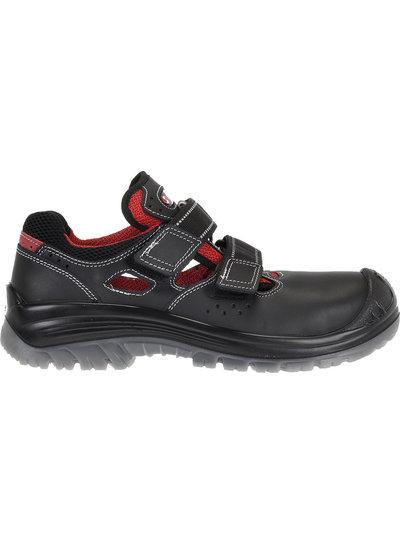 Sixton 81103 S1P Portorico Werkschoenen met klittenband