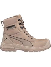 Puma Conquest High S3 HRO SRC Stone / Black