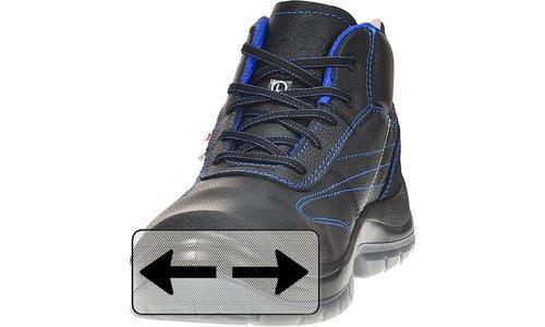 Extra Brede Werkschoenen