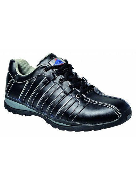 Portwest FW33 Sneaker Zwart - maat 41 of 45