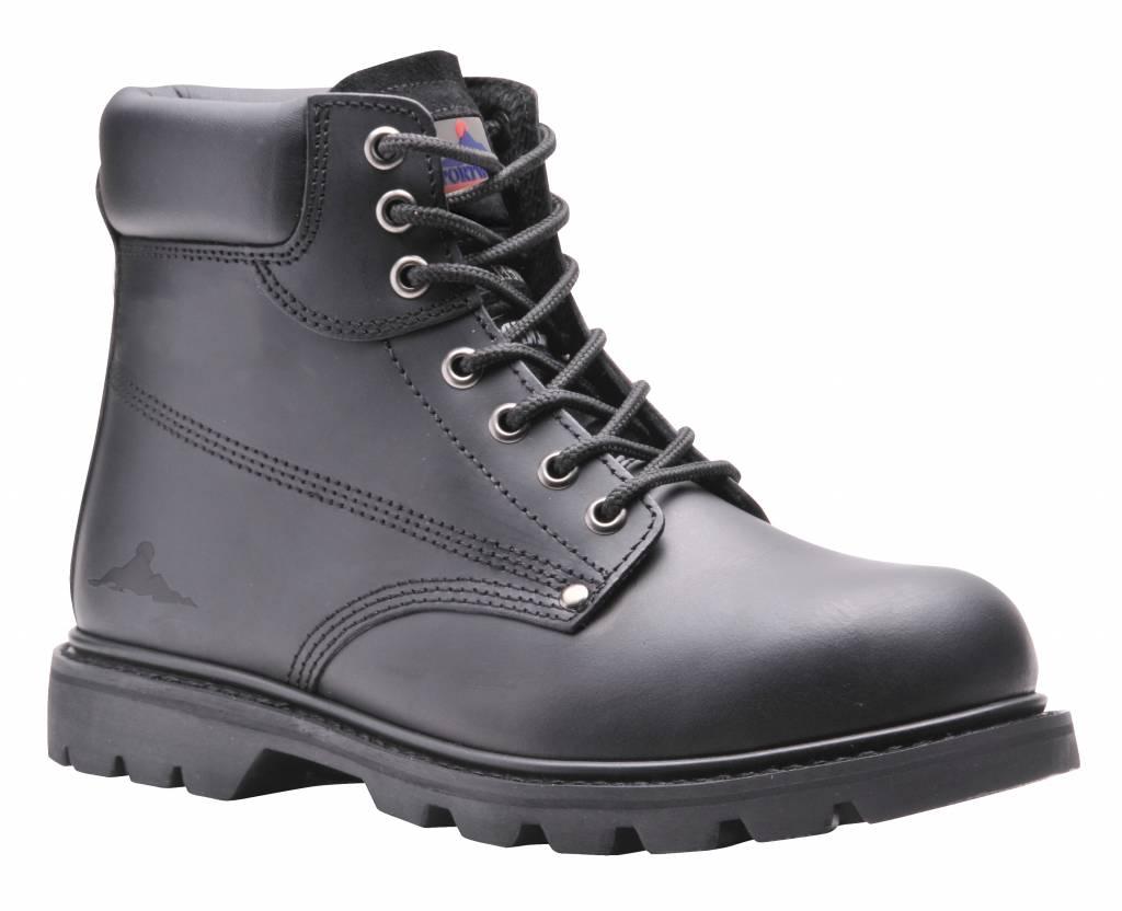 Werkschoenen Met Stalen Tip.Fw16 Werkschoenen Sbp