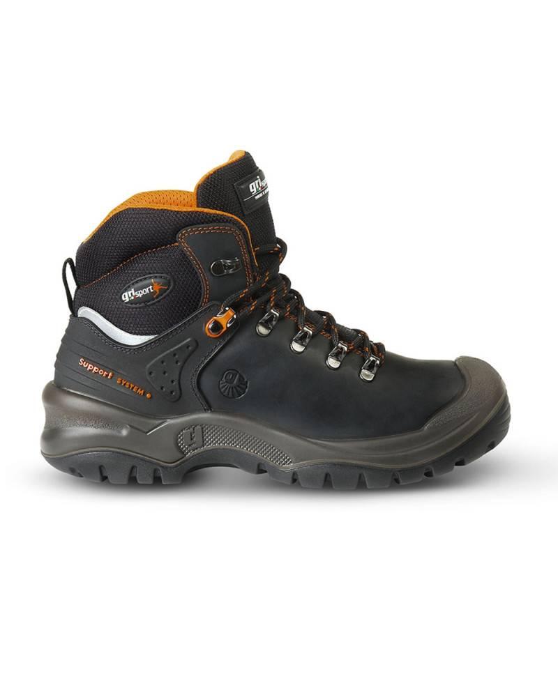 Werkschoenen Grisport.Grisport 803 Hoge Werkschoenen Zwart Geen Verzendkosten