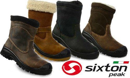 Korte Ranger werklaarzen S3 van Sixton