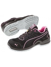 Puma Ladies Fuse TC Pink Wns Low S1P ESD
