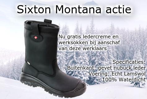 Sixton Montana extra voordeel