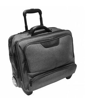 Dermata Business-trolley canvas Dermata 3456CVgr