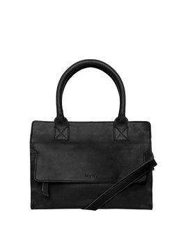 MyK. MyK. Cityhopper Bag black