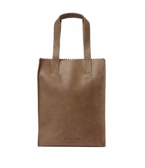 MYOMY MYOMY My Paper Bag Long Handle Zip