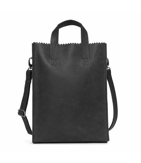 MYOMY MY PAPER BAG Short handle Cross-body