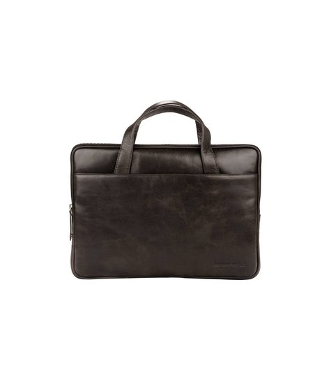 dbramante1928 Lth bag Silkeborg 13 Dark Brown