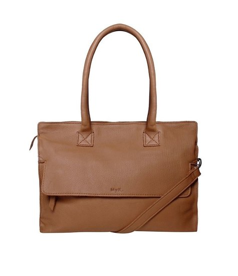 MyK. MyK. Mustsee Bag  Camel