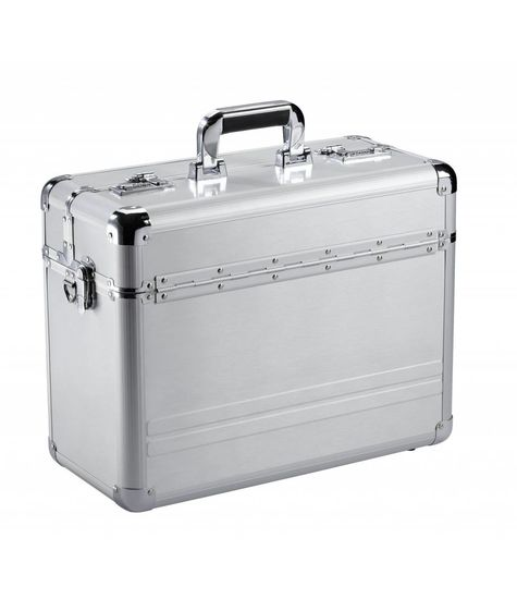 Dermata Pilotenkoffer aluminium Dermata 7207
