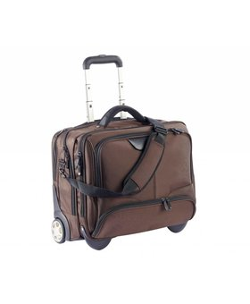 Dermata Business-trolley nylon Dermata 3456NYbr