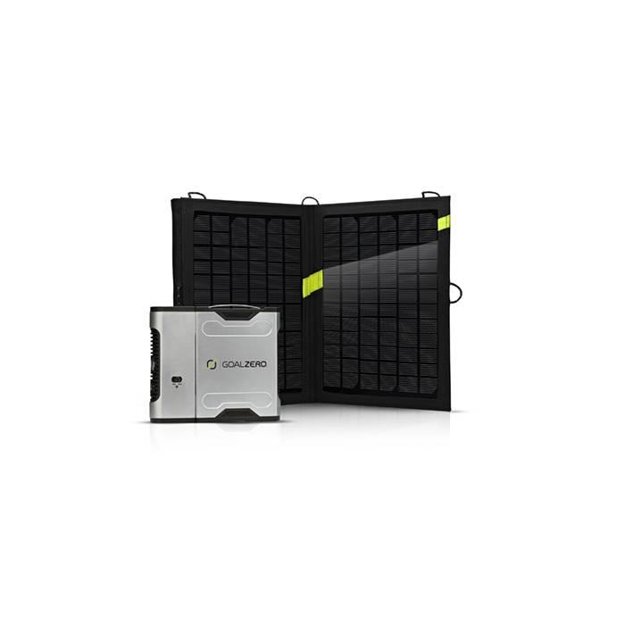 Goal Zero Sherpa 50 solarkit