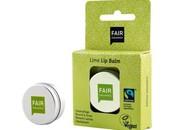 Fair Squared fairtrade lippenbalsem Lime Fresh