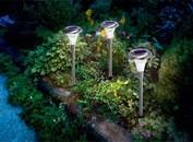 Esotec solar tuinverlichting LED Capri 3 x