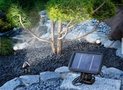 Esotec solar tuinspots Quattro Power