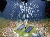 "Esotec solar vijverpomp ""Waterlelie"""