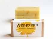 Werfzeep calendulazeep - natuurlijke zeep