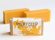 Werfzeep citruszeep - natuurlijke zeep