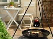 Bon-Fire driepoot BBQ large met vuurschaal
