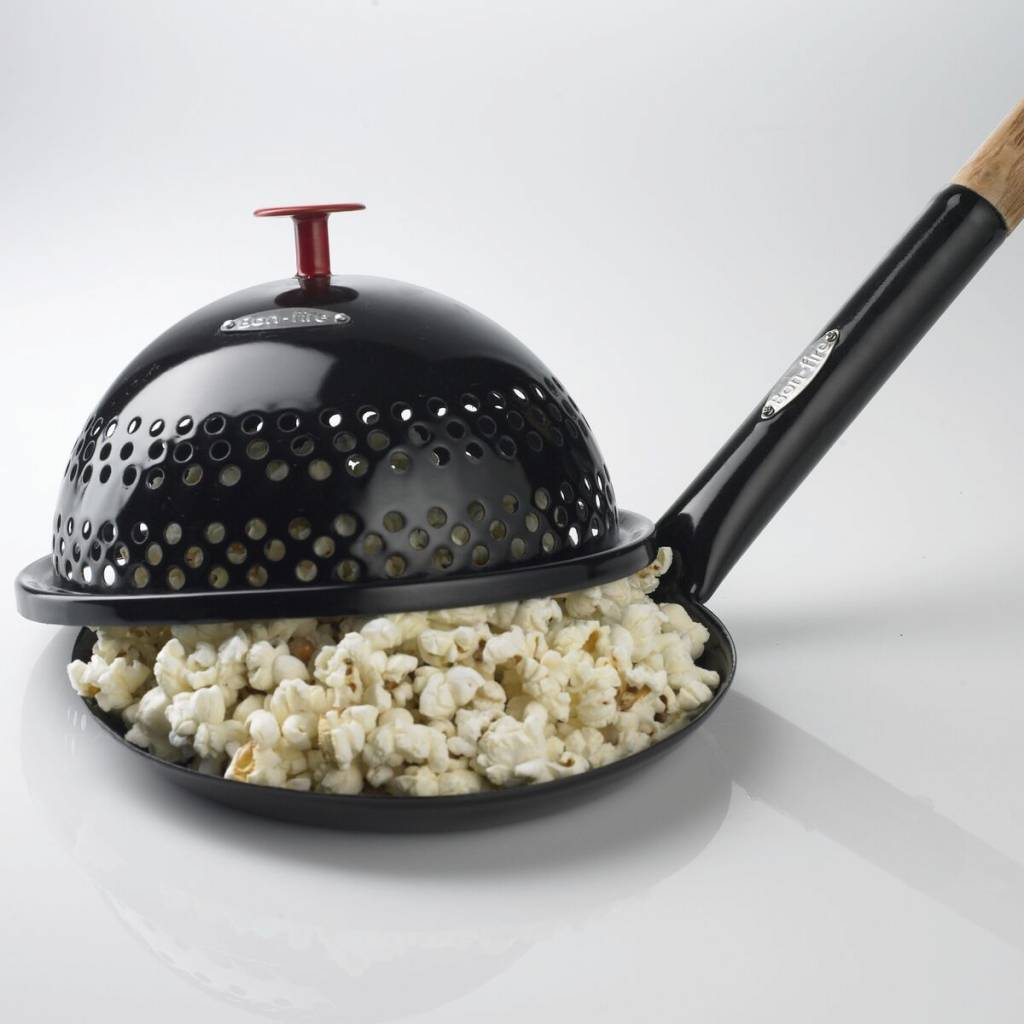 Bon-Fire PopTop popcorndeksel 28 cm