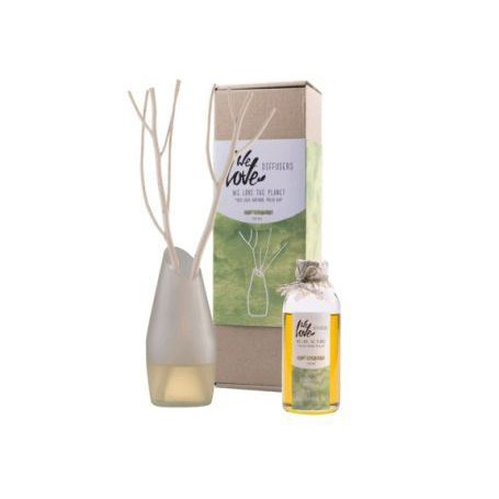 We love the planet aroma diffuser essentieel olie 50 ml