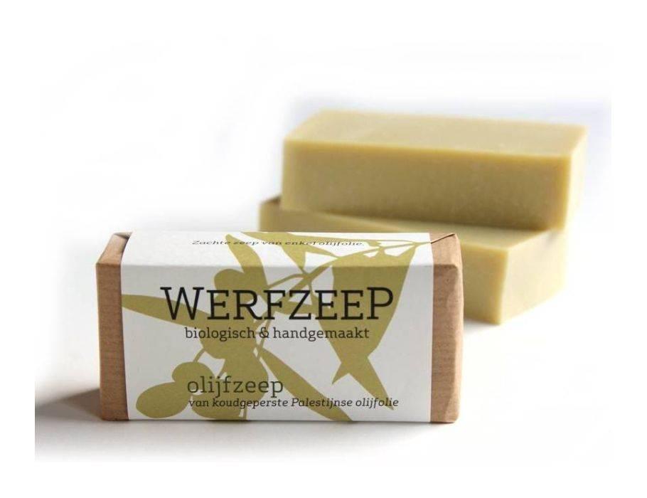 Werfzeep olijfzeep-natuurlijke zeep
