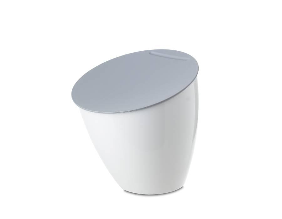 Mepal gft afvalbakje  Wit