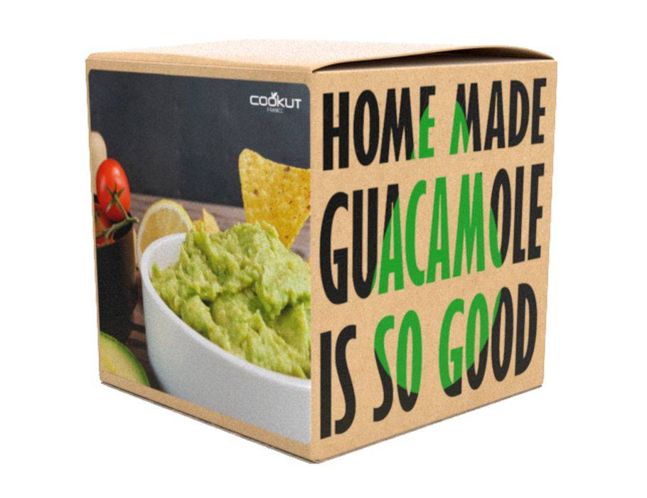 Cookut set guacamole maken